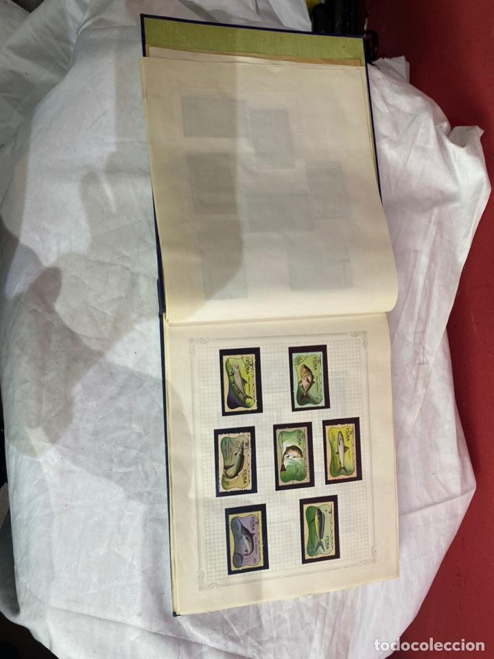 Sellos: Album de sellos antiguo internacionales - Foto 5 - 253624090