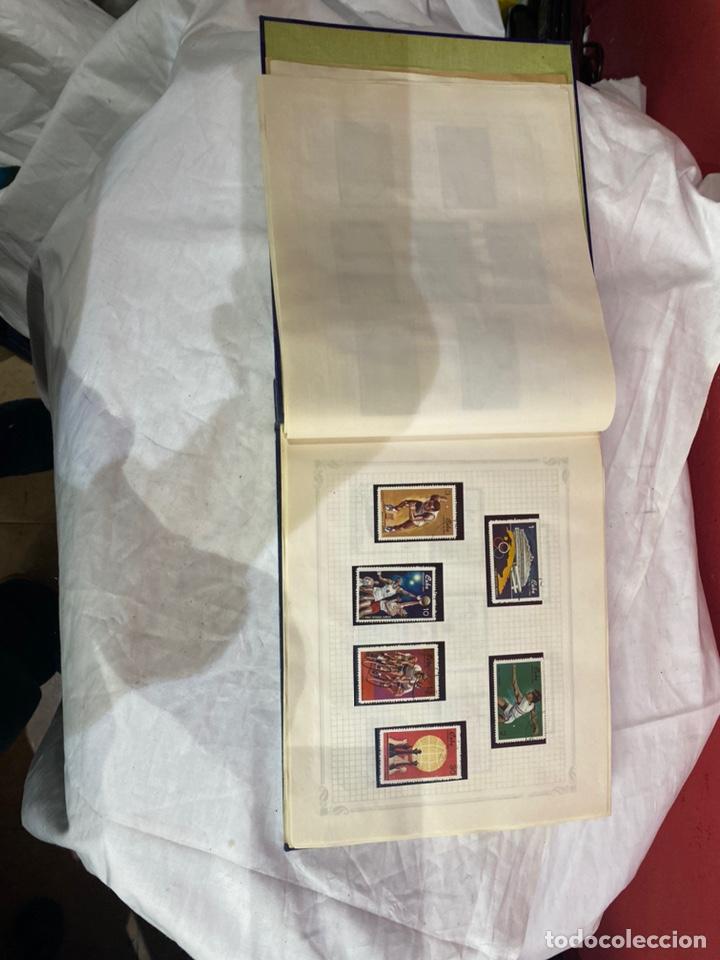 Sellos: Album de sellos antiguo internacionales - Foto 6 - 253624090