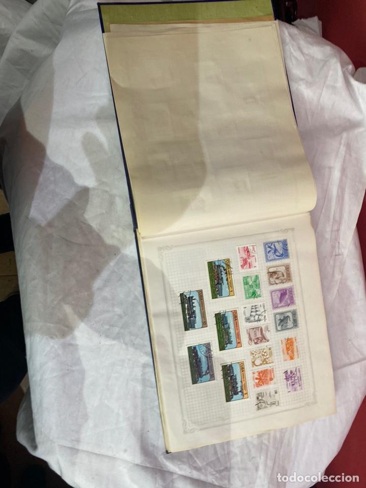 Sellos: Album de sellos antiguo internacionales - Foto 9 - 253624090