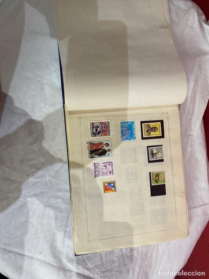 Sellos: Album de sellos antiguo internacionales - Foto 10 - 253624090