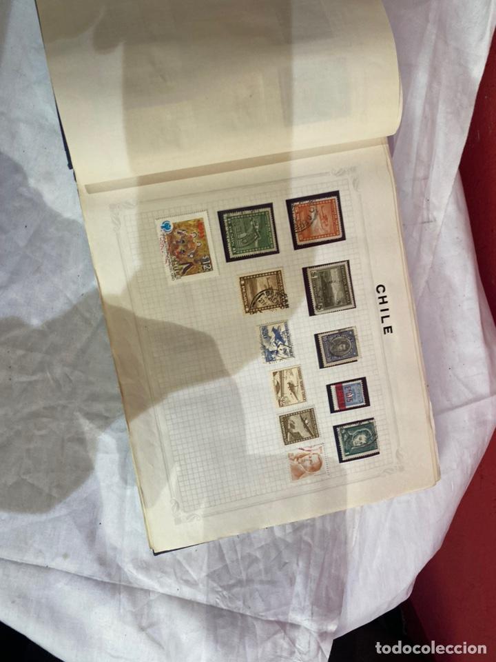 Sellos: Album de sellos antiguo internacionales - Foto 11 - 253624090