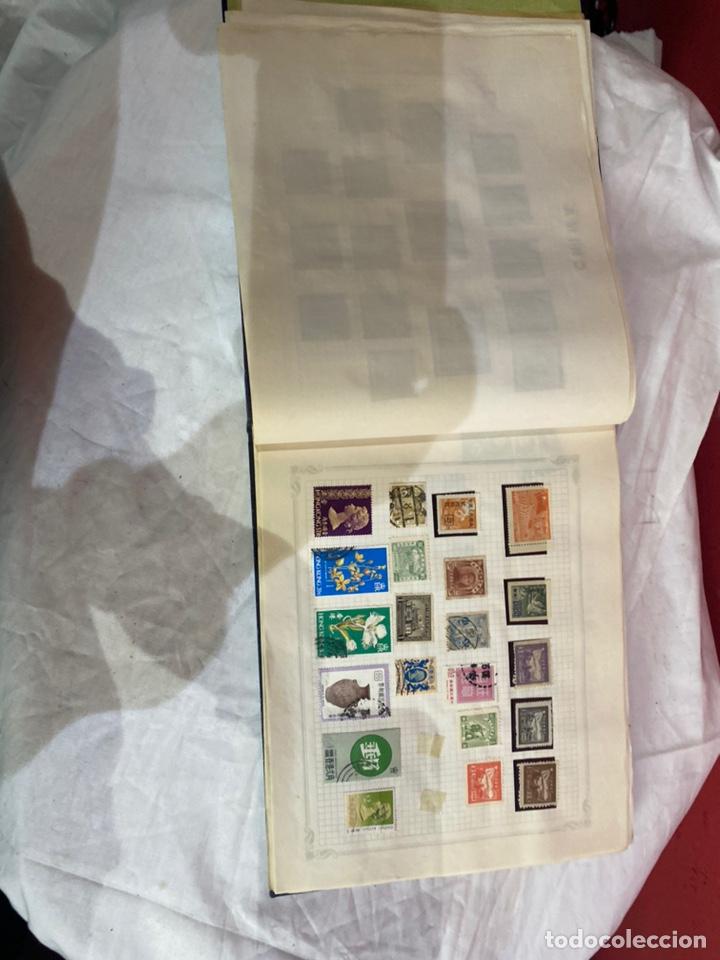 Sellos: Album de sellos antiguo internacionales - Foto 13 - 253624090