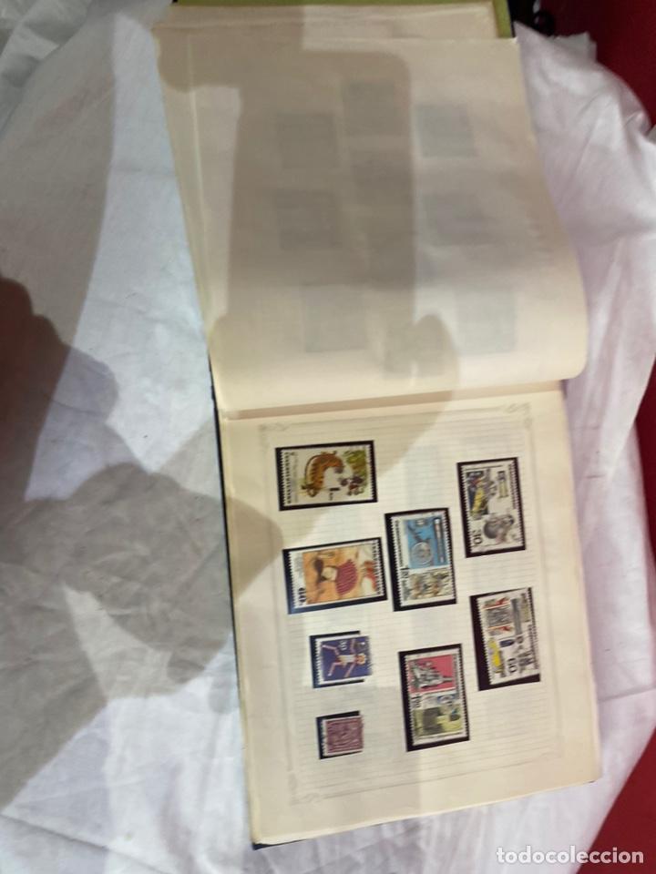 Sellos: Album de sellos antiguo internacionales - Foto 16 - 253624090