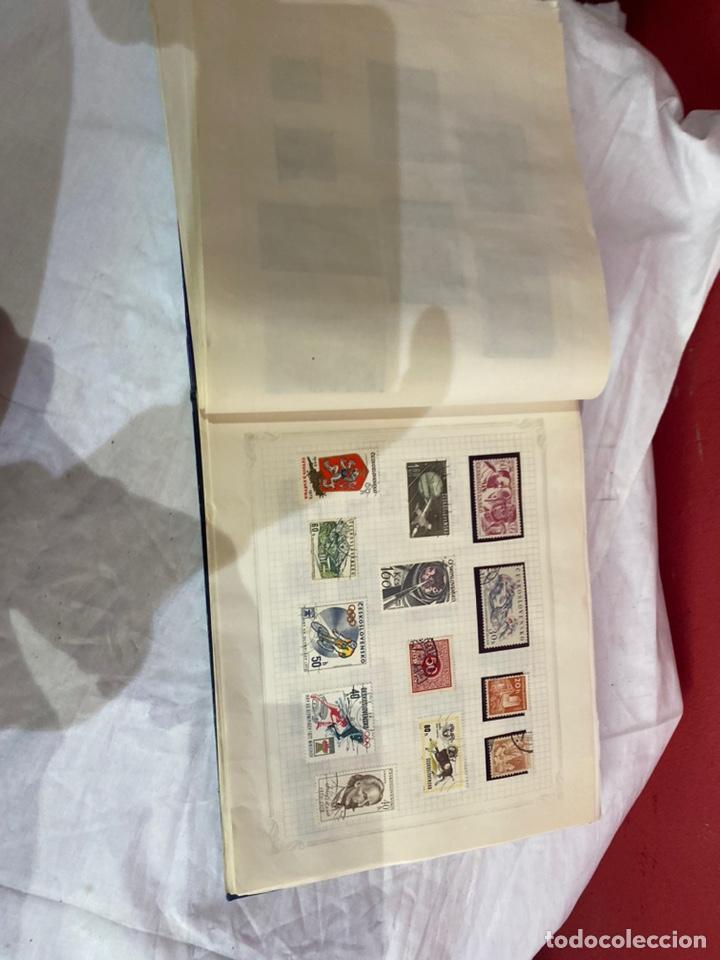 Sellos: Album de sellos antiguo internacionales - Foto 17 - 253624090