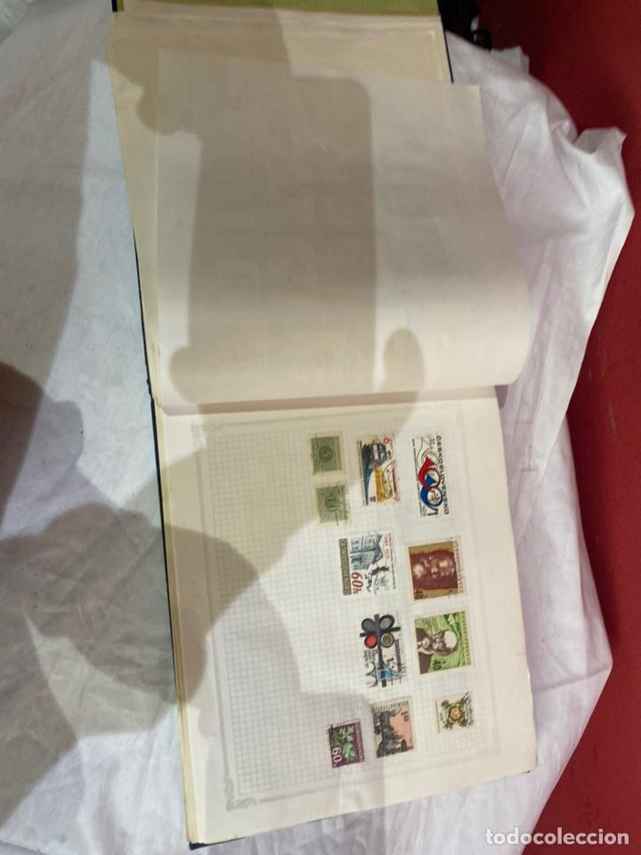 Sellos: Album de sellos antiguo internacionales - Foto 19 - 253624090