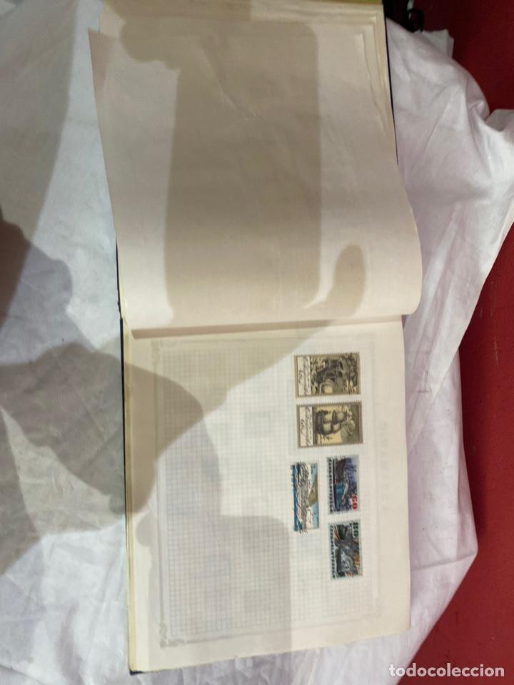 Sellos: Album de sellos antiguo internacionales - Foto 20 - 253624090