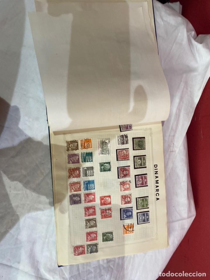 Sellos: Album de sellos antiguo internacionales - Foto 21 - 253624090