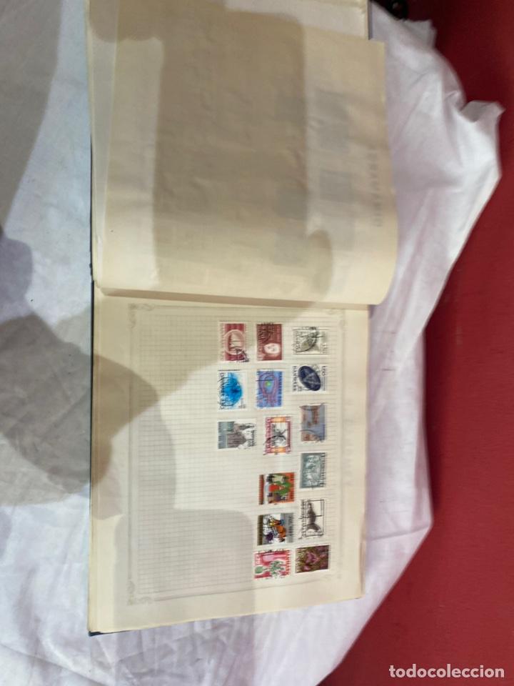 Sellos: Album de sellos antiguo internacionales - Foto 22 - 253624090