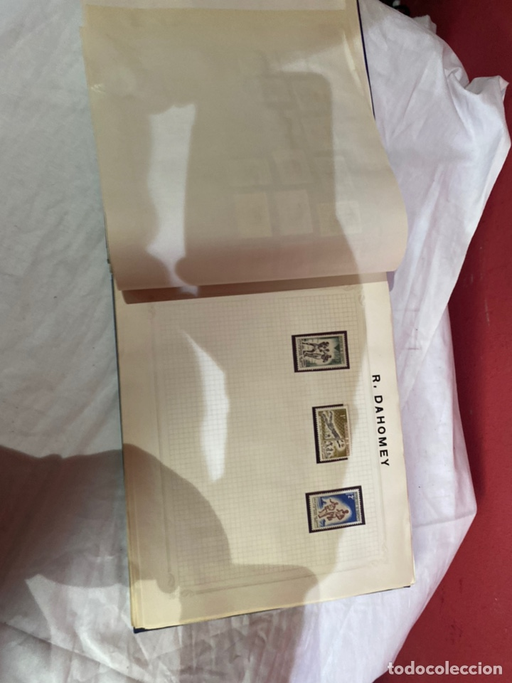 Sellos: Album de sellos antiguo internacionales - Foto 23 - 253624090