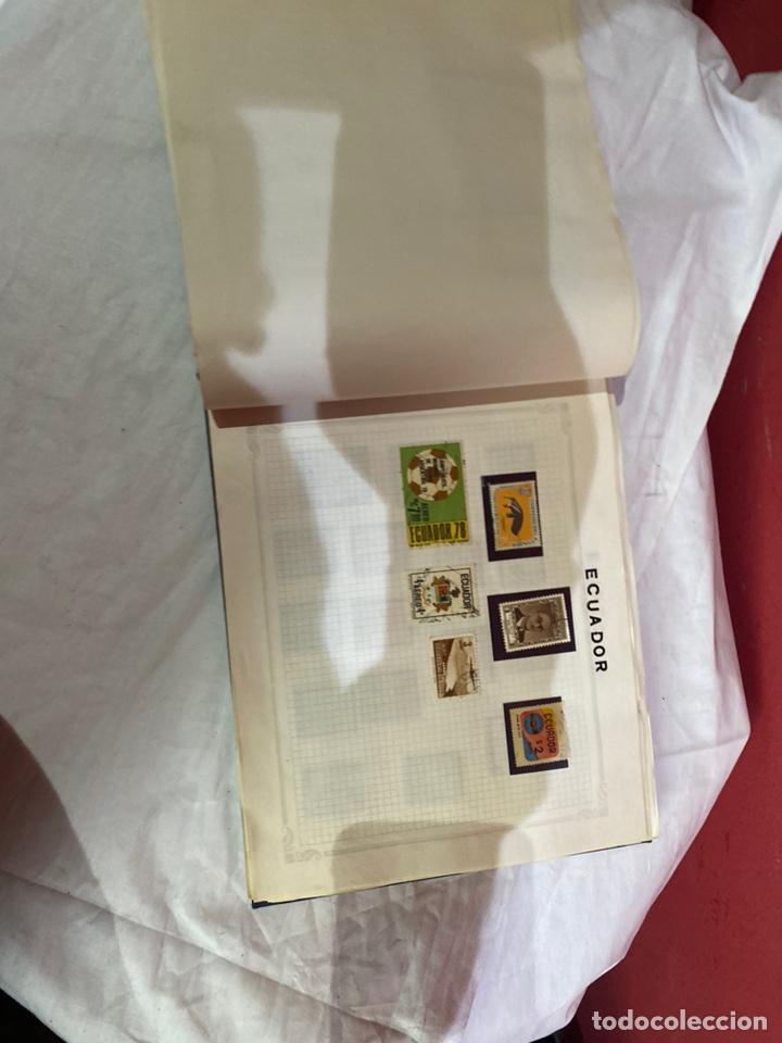 Sellos: Album de sellos antiguo internacionales - Foto 24 - 253624090