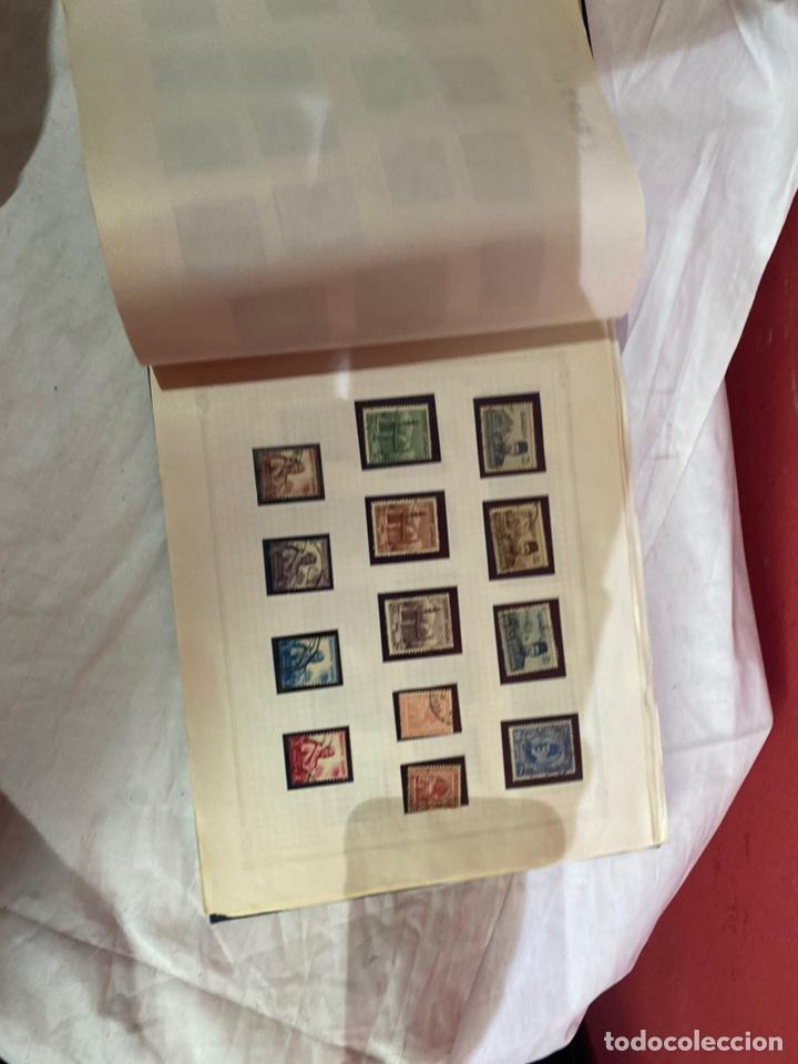 Sellos: Album de sellos antiguo internacionales - Foto 26 - 253624090