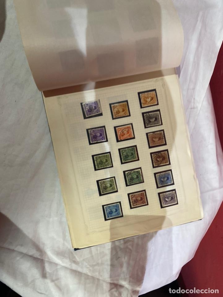 Sellos: Album de sellos antiguo internacionales - Foto 27 - 253624090