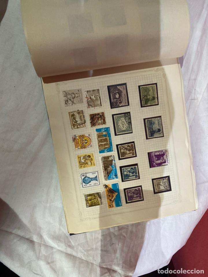 Sellos: Album de sellos antiguo internacionales - Foto 28 - 253624090