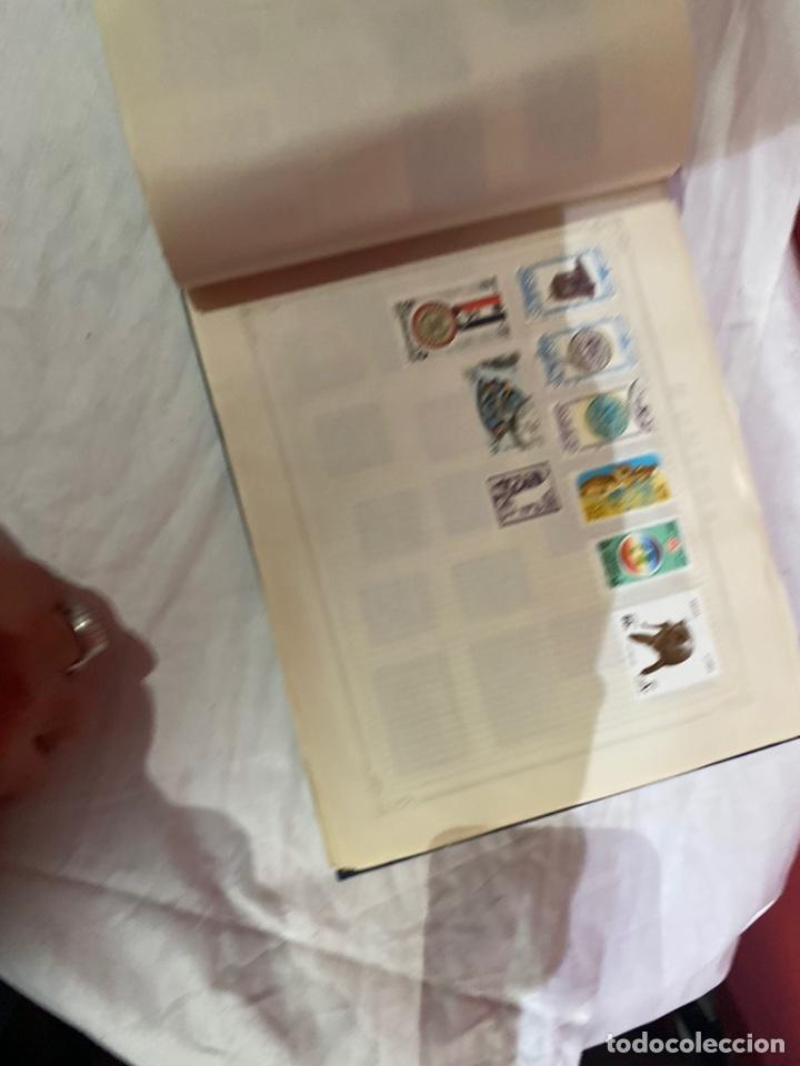 Sellos: Album de sellos antiguo internacionales - Foto 29 - 253624090