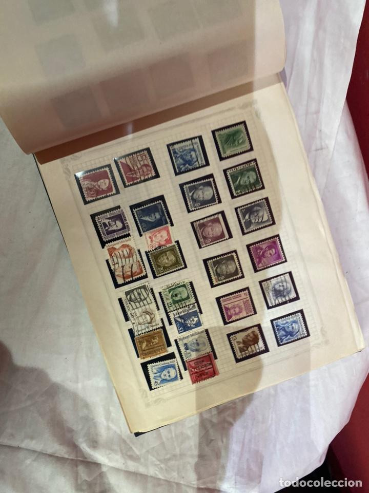Sellos: Album de sellos antiguo internacionales - Foto 32 - 253624090