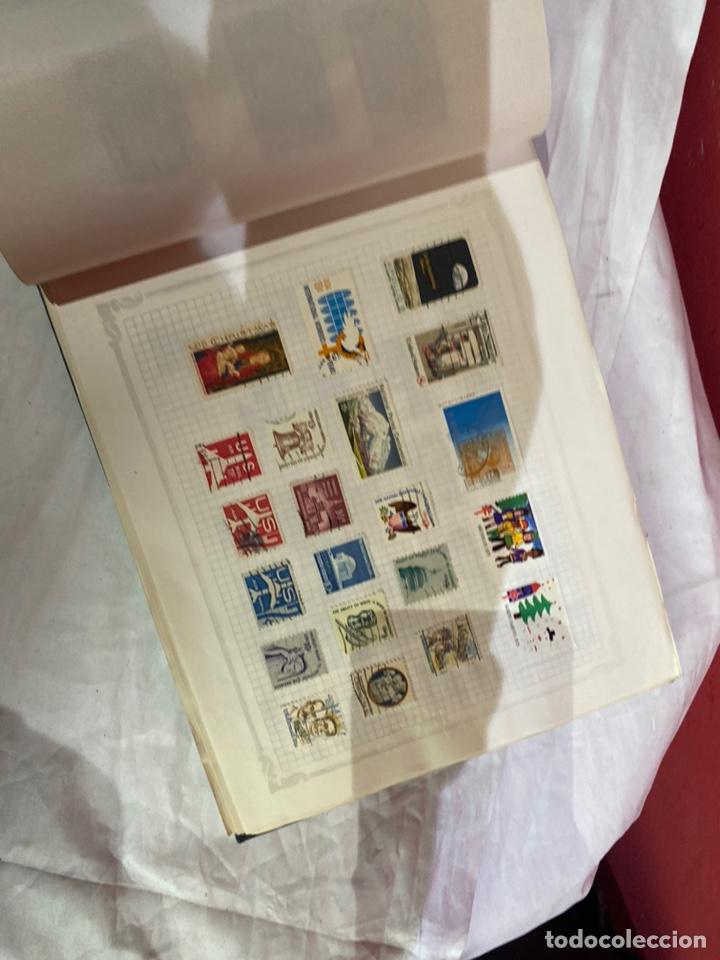 Sellos: Album de sellos antiguo internacionales - Foto 34 - 253624090