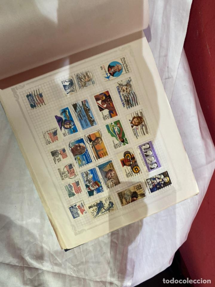 Sellos: Album de sellos antiguo internacionales - Foto 35 - 253624090