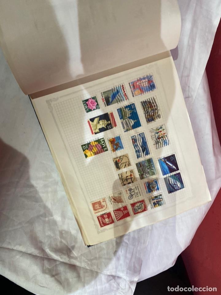 Sellos: Album de sellos antiguo internacionales - Foto 36 - 253624090