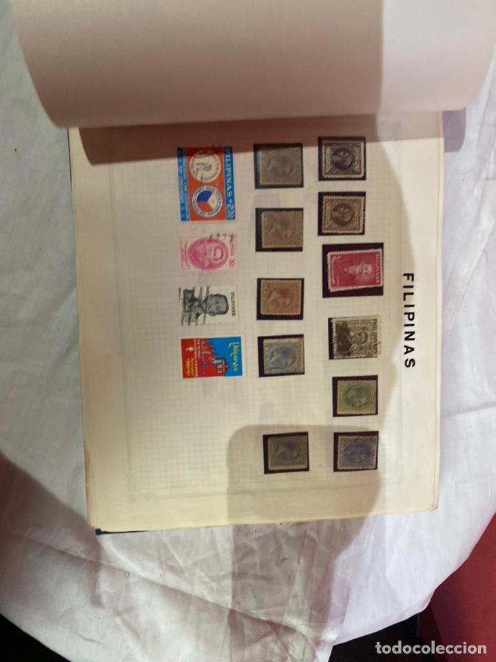 Sellos: Album de sellos antiguo internacionales - Foto 37 - 253624090