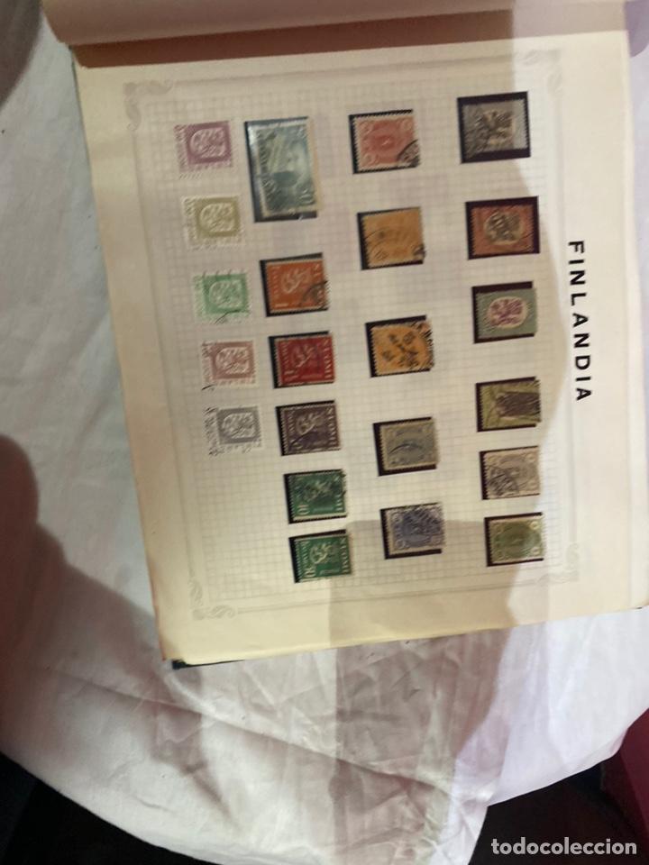 Sellos: Album de sellos antiguo internacionales - Foto 39 - 253624090