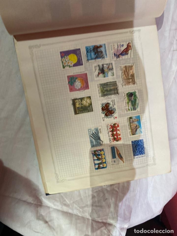 Sellos: Album de sellos antiguo internacionales - Foto 40 - 253624090