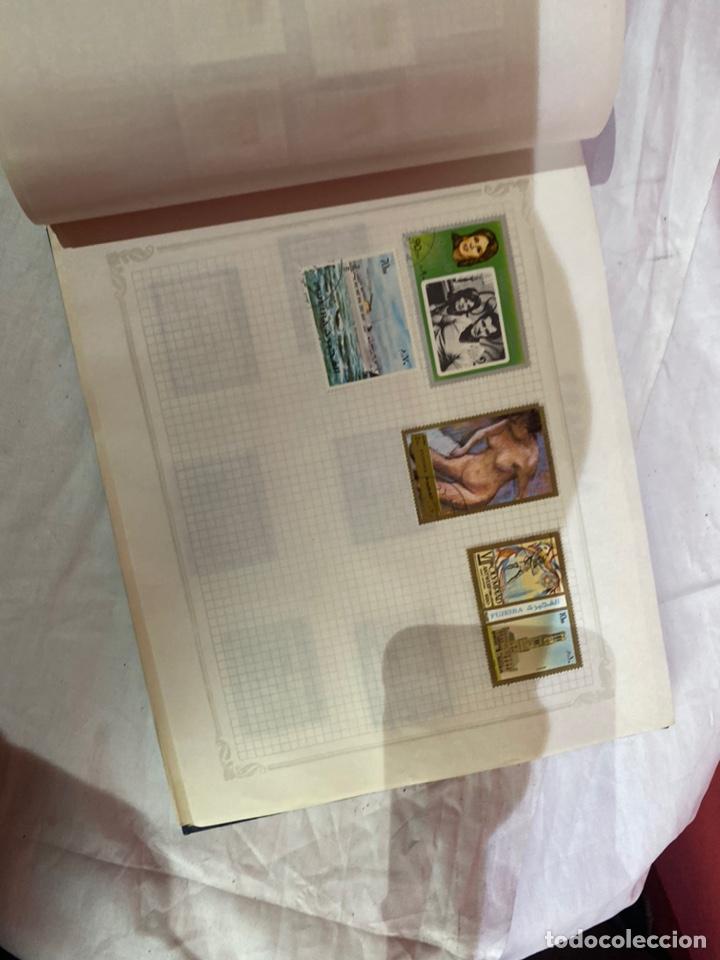 Sellos: Album de sellos antiguo internacionales - Foto 41 - 253624090