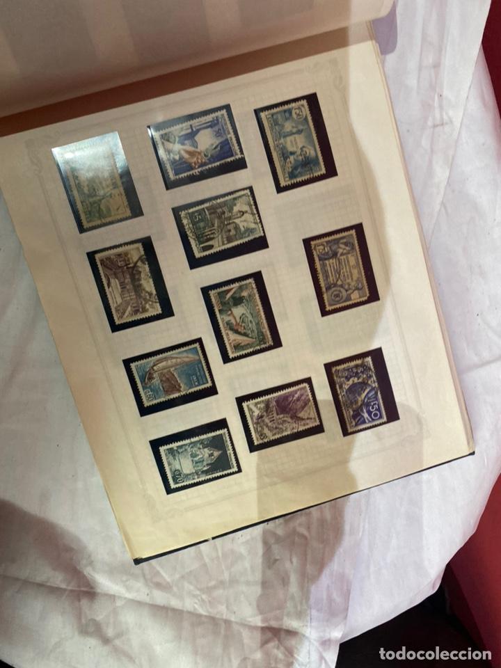 Sellos: Album de sellos antiguo internacionales - Foto 43 - 253624090