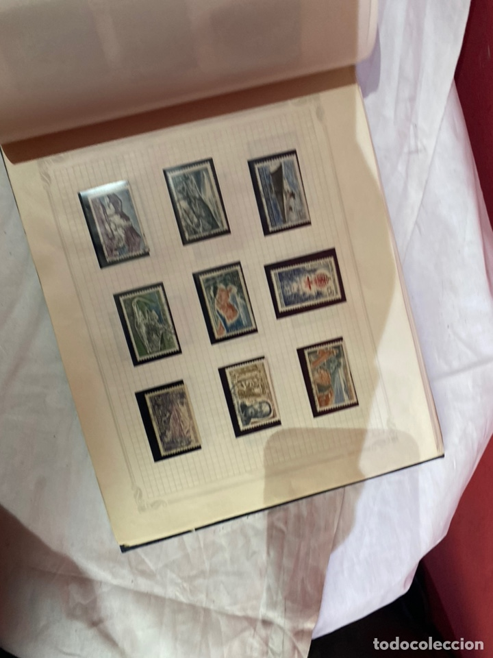 Sellos: Album de sellos antiguo internacionales - Foto 46 - 253624090