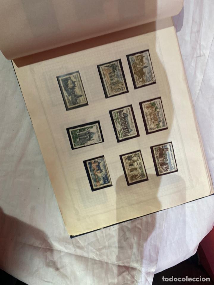 Sellos: Album de sellos antiguo internacionales - Foto 47 - 253624090