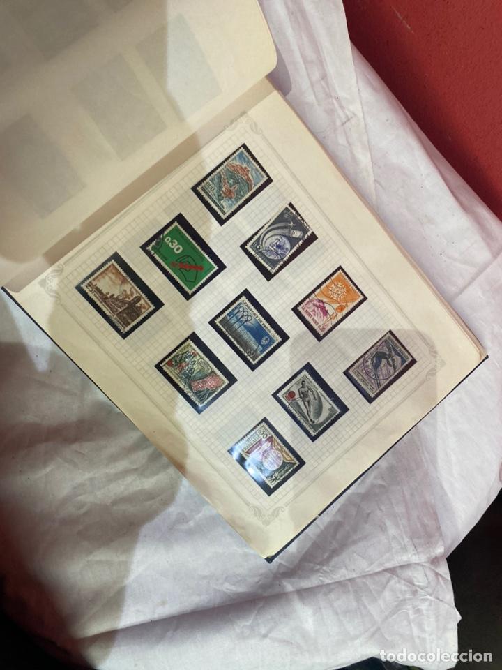 Sellos: Album de sellos antiguo internacionales - Foto 48 - 253624090
