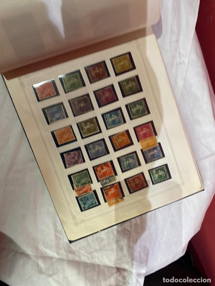 Sellos: Album de sellos antiguo internacionales - Foto 49 - 253624090