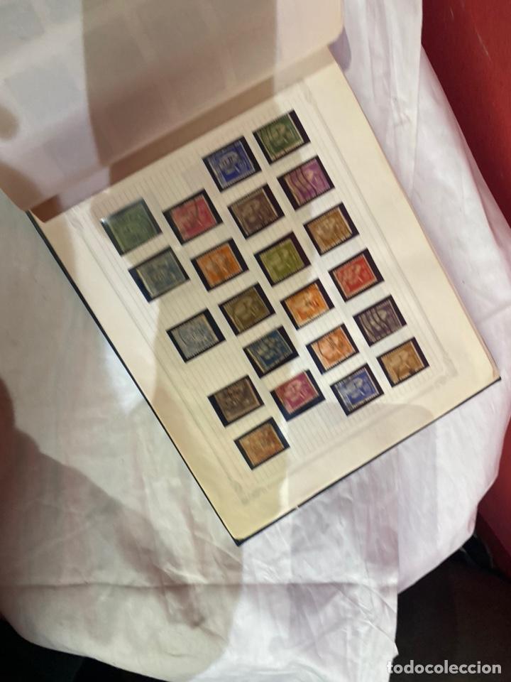 Sellos: Album de sellos antiguo internacionales - Foto 50 - 253624090
