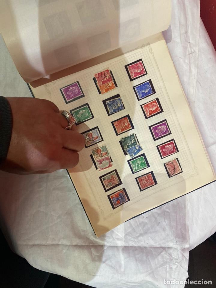 Sellos: Album de sellos antiguo internacionales - Foto 53 - 253624090