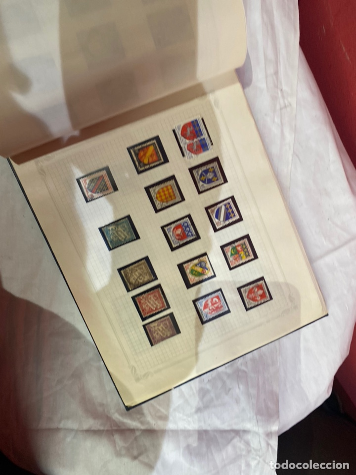 Sellos: Album de sellos antiguo internacionales - Foto 54 - 253624090