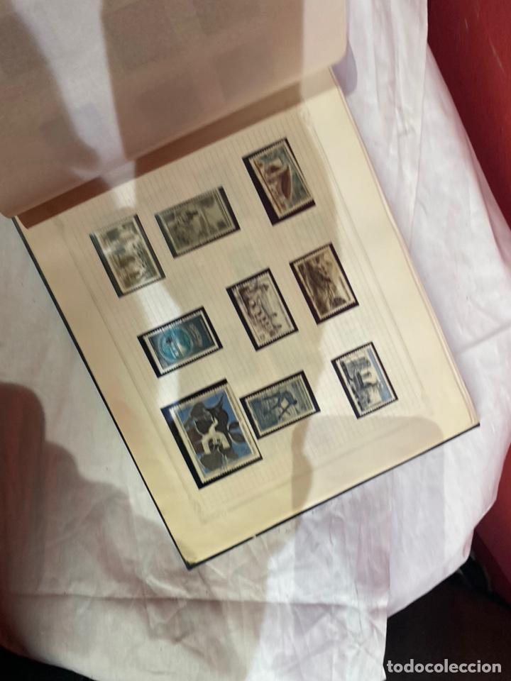 Sellos: Album de sellos antiguo internacionales - Foto 55 - 253624090