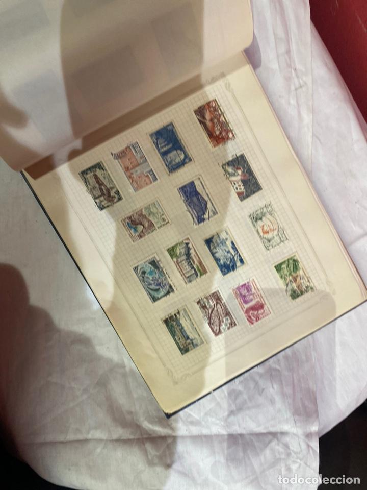Sellos: Album de sellos antiguo internacionales - Foto 56 - 253624090