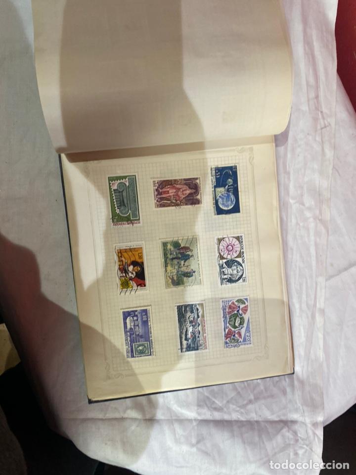 Sellos: Album de sellos antiguo internacionales - Foto 57 - 253624090