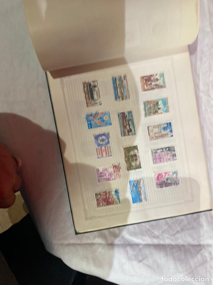 Sellos: Album de sellos antiguo internacionales - Foto 58 - 253624090