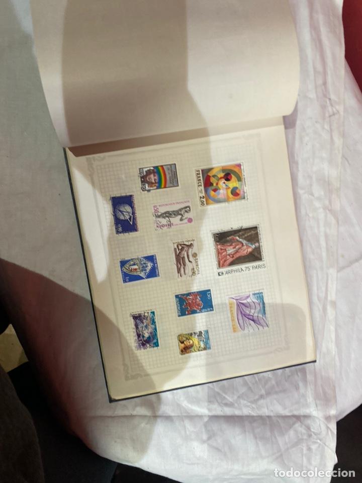 Sellos: Album de sellos antiguo internacionales - Foto 59 - 253624090