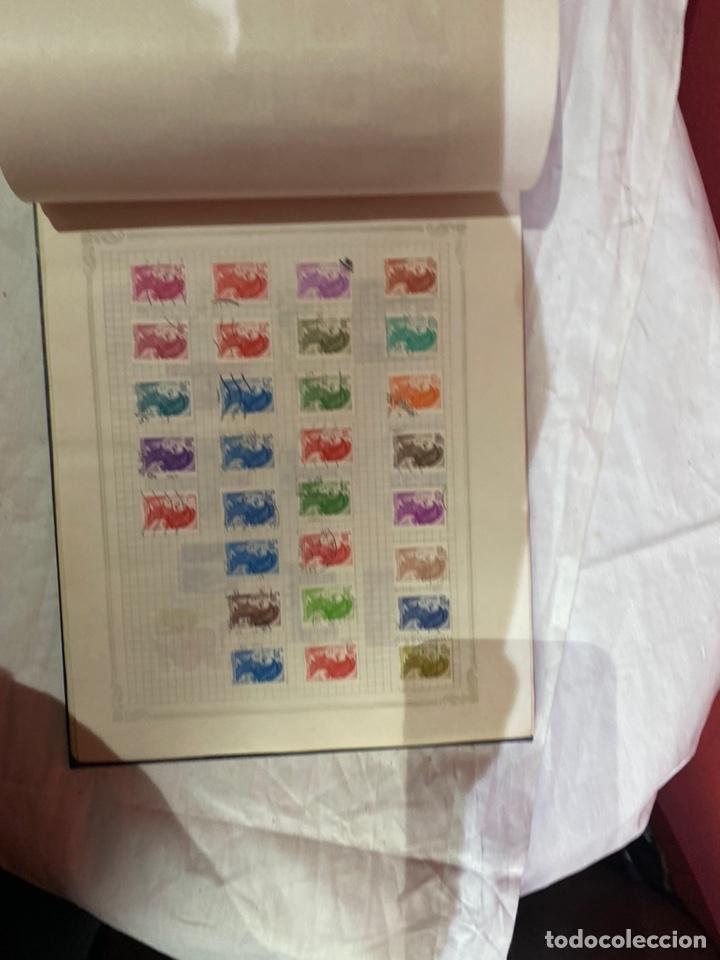 Sellos: Album de sellos antiguo internacionales - Foto 62 - 253624090