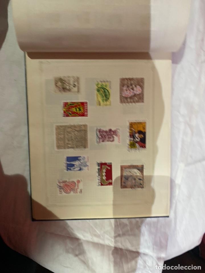 Sellos: Album de sellos antiguo internacionales - Foto 63 - 253624090