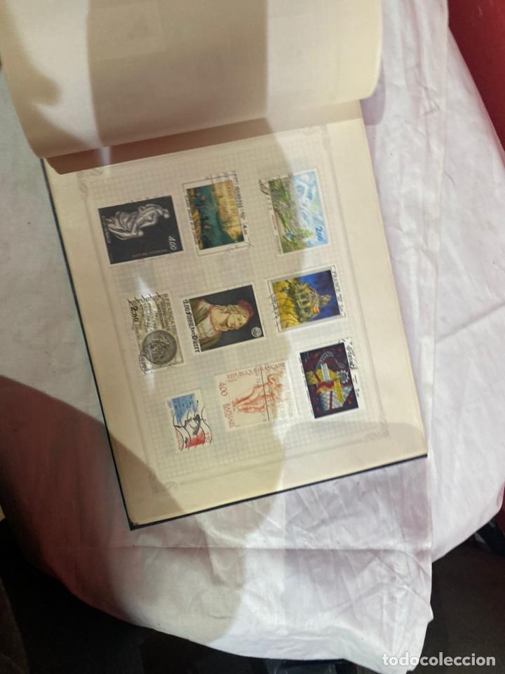 Sellos: Album de sellos antiguo internacionales - Foto 64 - 253624090