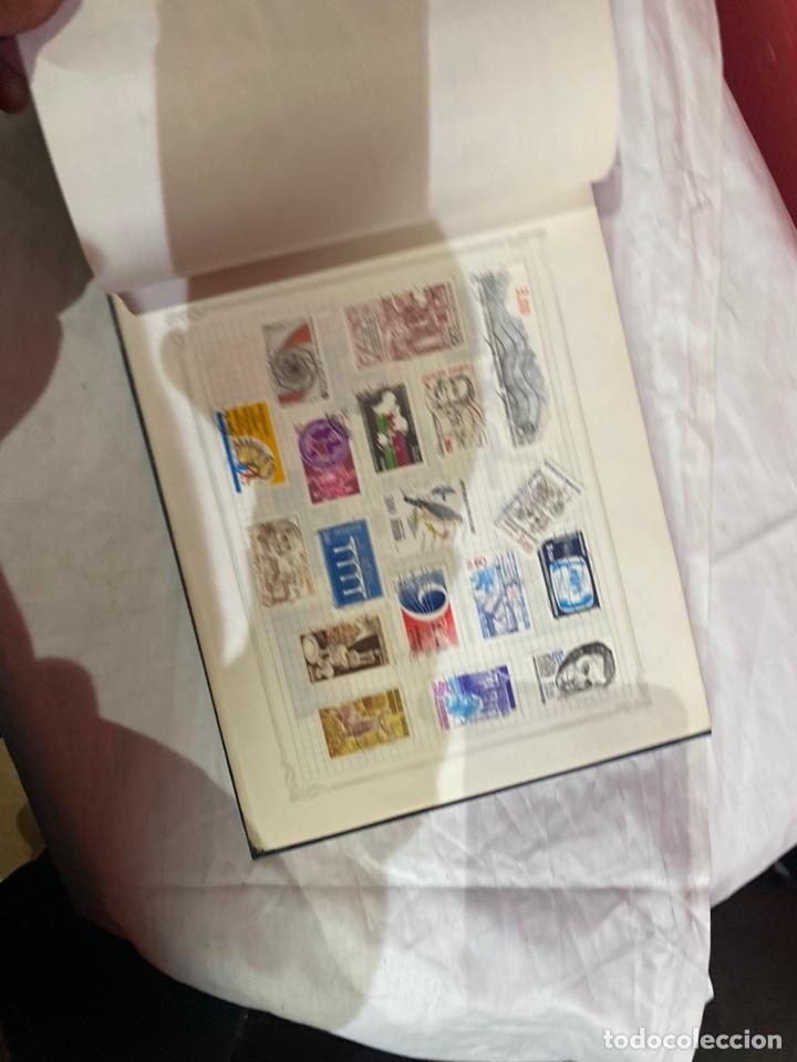 Sellos: Album de sellos antiguo internacionales - Foto 66 - 253624090