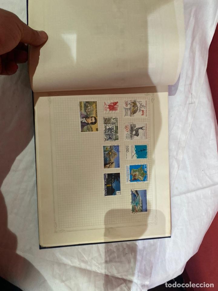 Sellos: Album de sellos antiguo internacionales - Foto 69 - 253624090
