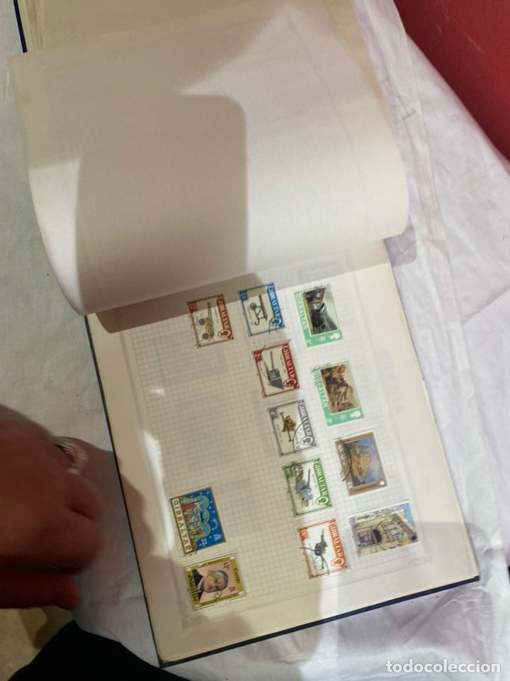 Sellos: Album de sellos antiguo internacionales - Foto 70 - 253624090