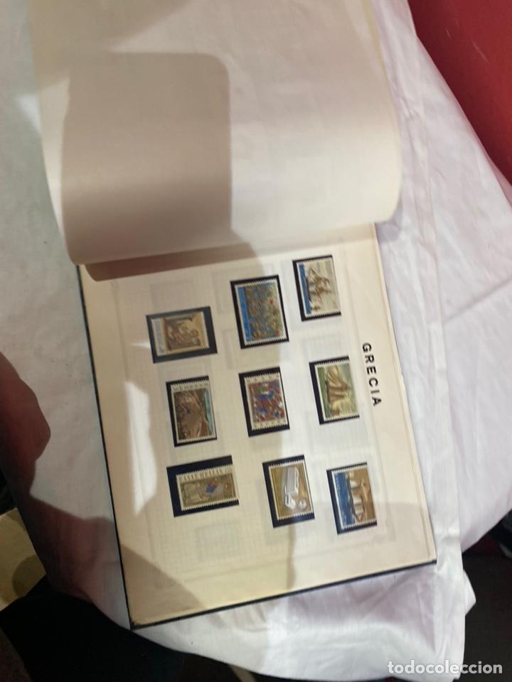 Sellos: Album de sellos antiguo internacionales - Foto 71 - 253624090