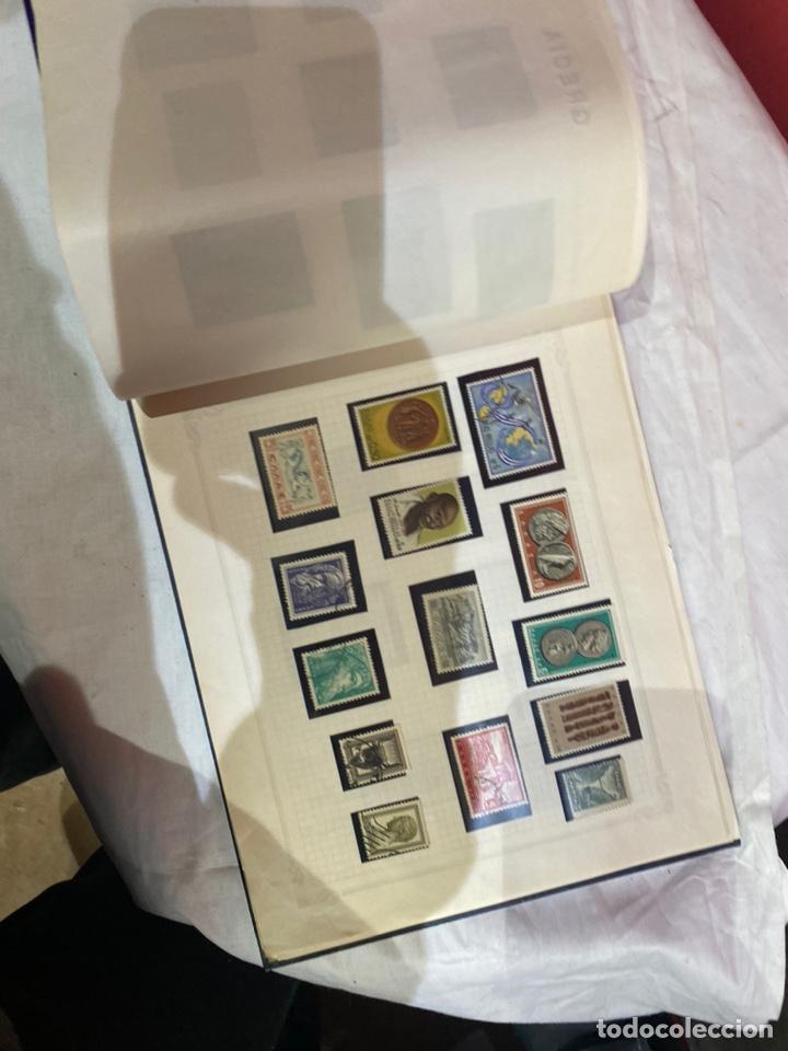 Sellos: Album de sellos antiguo internacionales - Foto 72 - 253624090