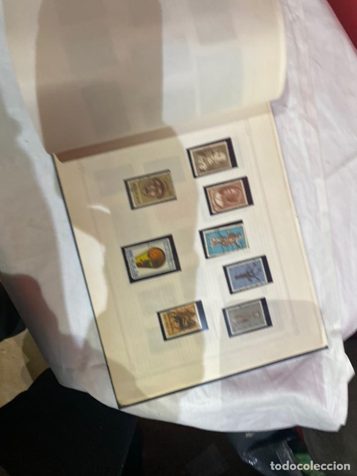 Sellos: Album de sellos antiguo internacionales - Foto 73 - 253624090