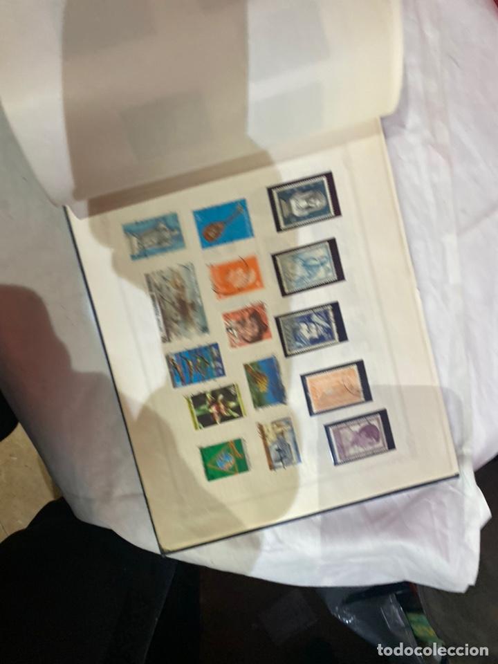 Sellos: Album de sellos antiguo internacionales - Foto 74 - 253624090