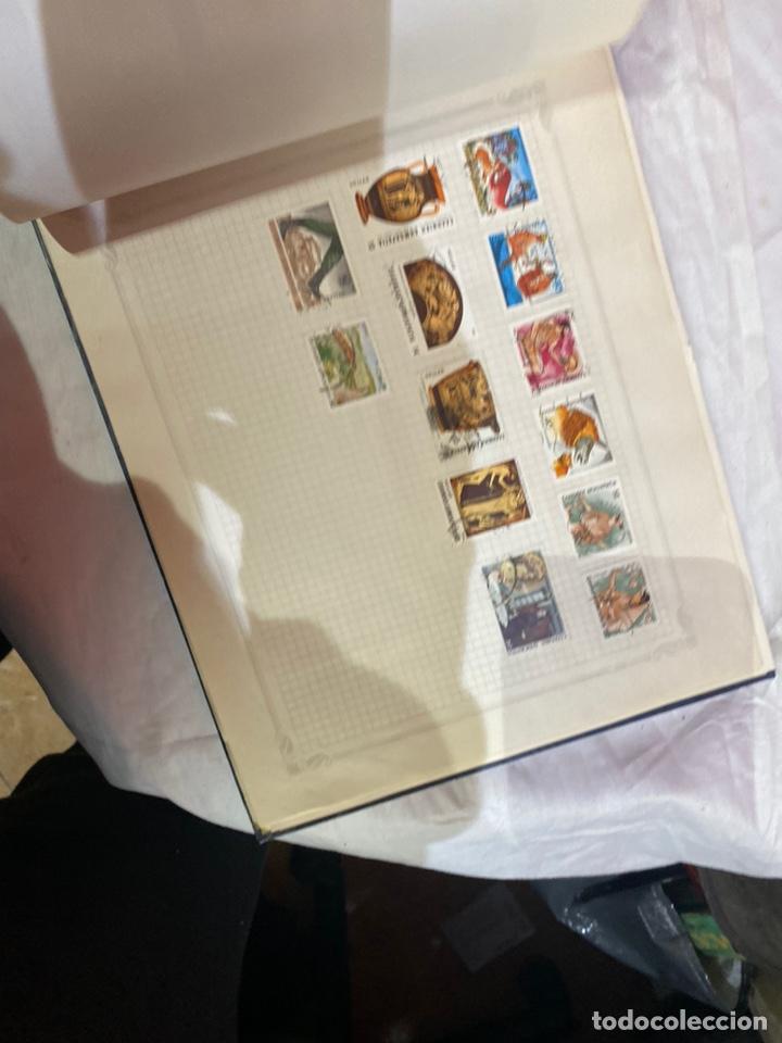 Sellos: Album de sellos antiguo internacionales - Foto 75 - 253624090